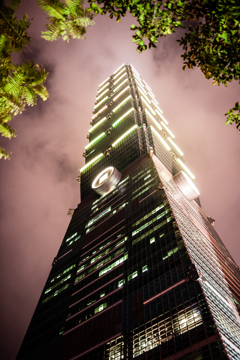 Photograph # Taiwan, Taipei 101 by Leif Yung on 500px