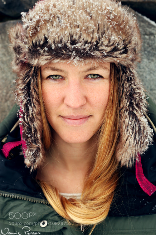 Photograph Johanna by Nannie Persson on 500px