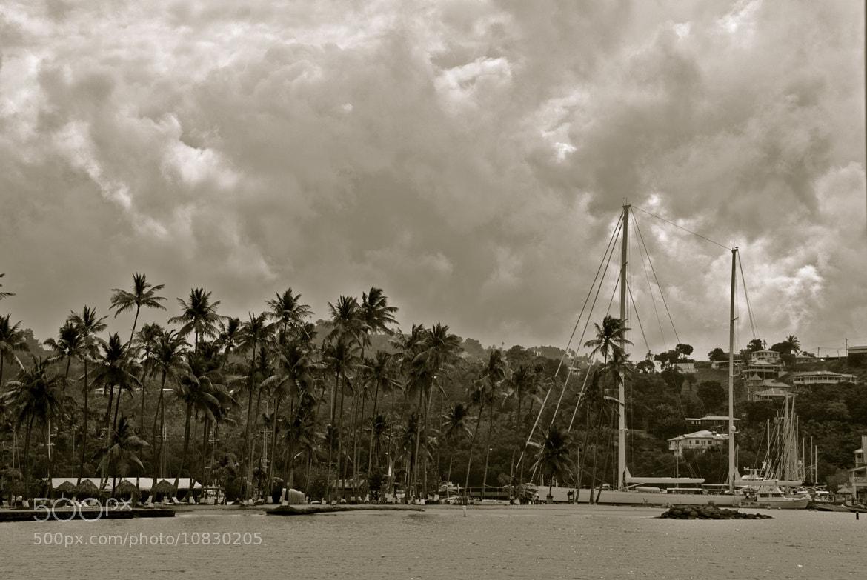 Photograph Marigot Bay by Vincent Schmitt on 500px