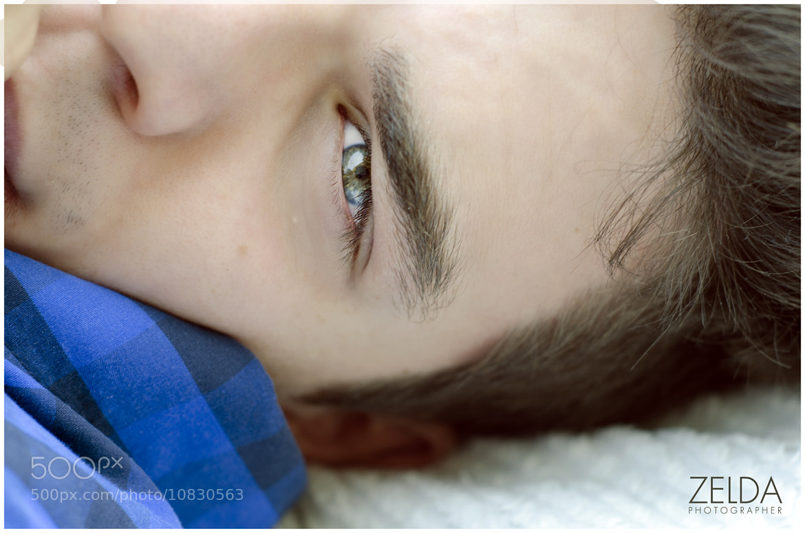 Photograph Into your eyes by Giada Lunazzi on 500px