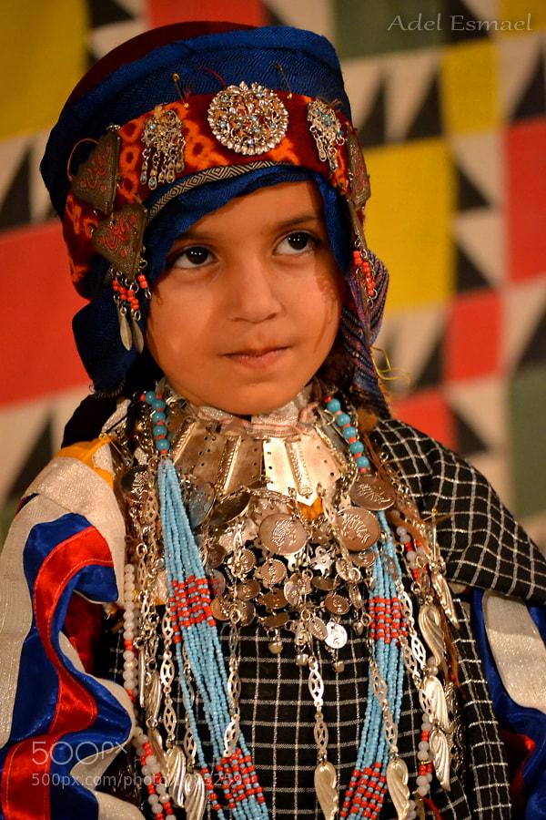 Photograph Libyan princess! by Adel Esmael on 500px
