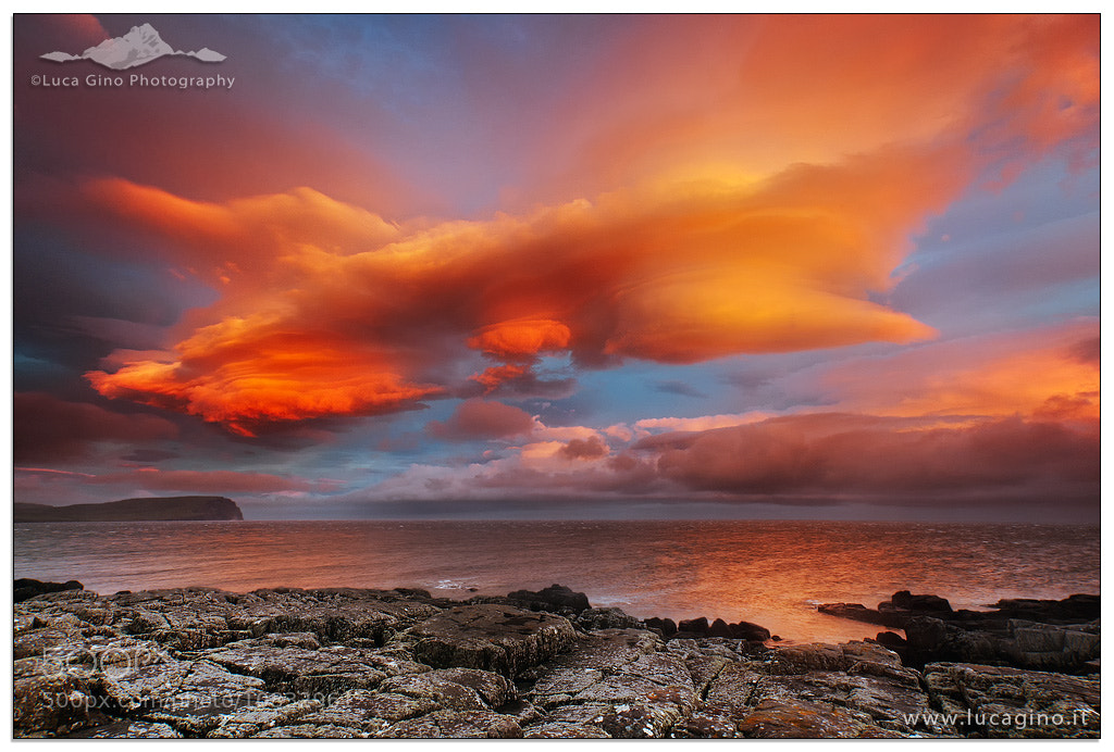 Photograph Unexpected Sunset by Luca Gino on 500px