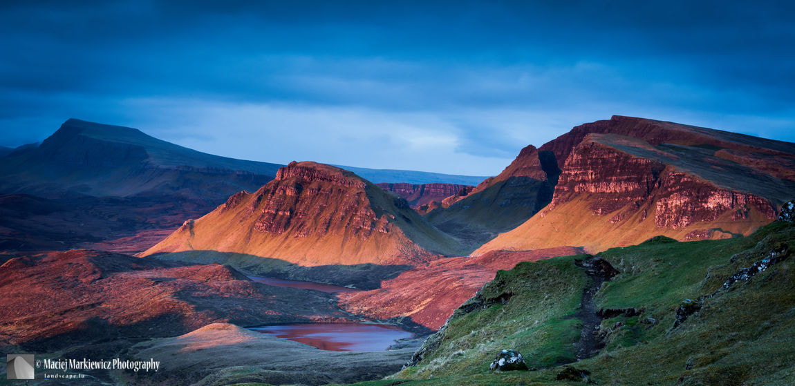 Photograph Quiraing Sunrise by Maciej Markiewicz on 500px