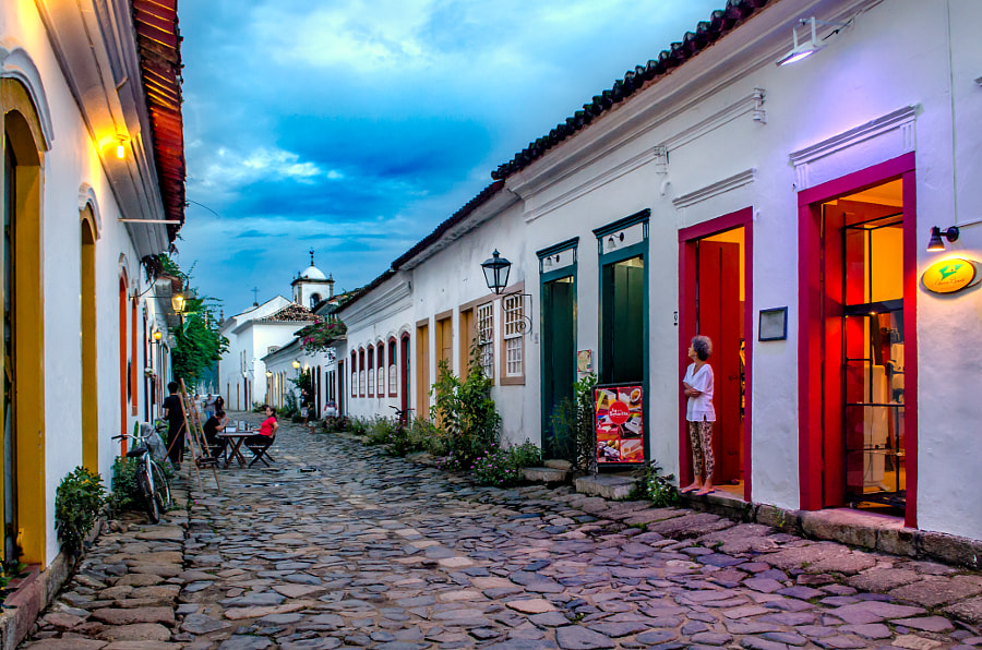 As Evening Falls on Paraty by Ken Kruse on 500px.com