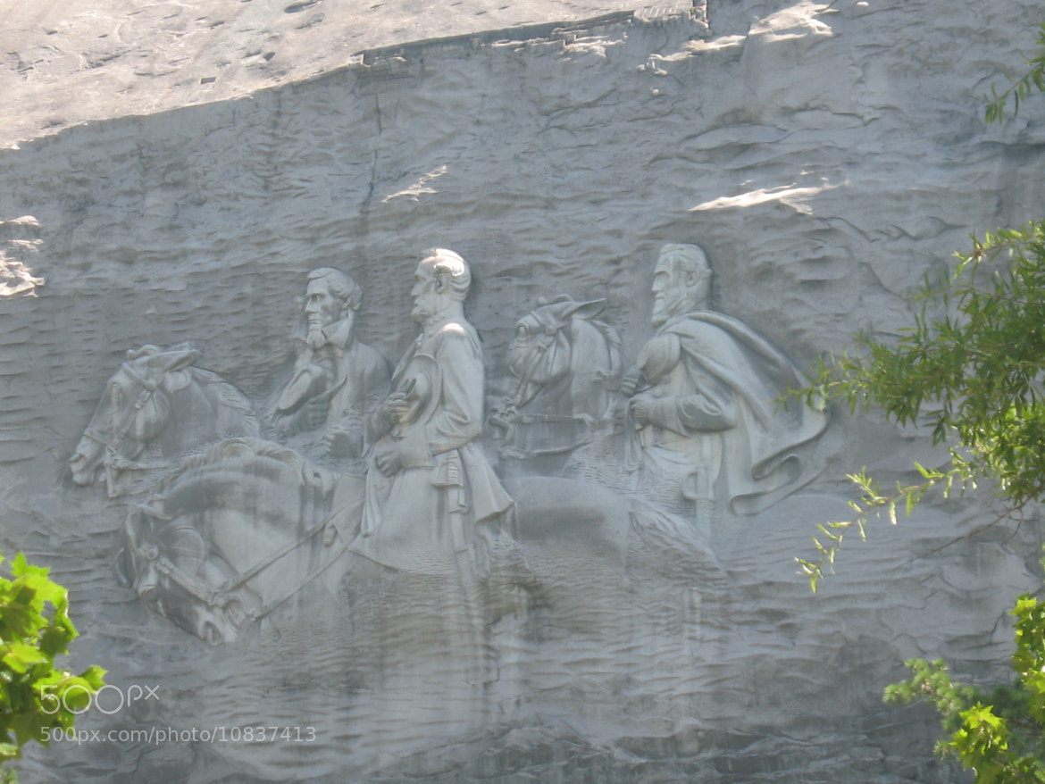 Photograph Stone Mountain by Jean-Claude Guilbaud on 500px