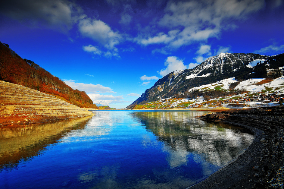 Photograph Swiss afternoon by thamer saad on 500px