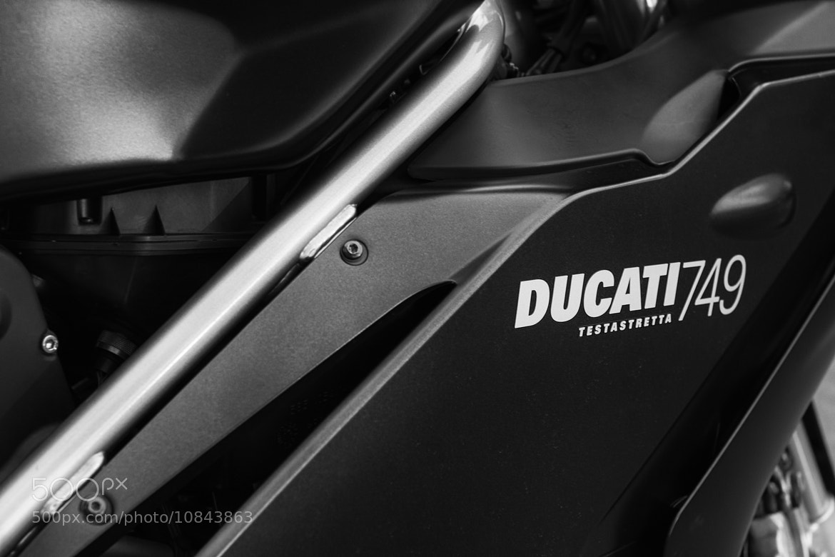 Photograph Ducati 749 by Ash Furrow on 500px
