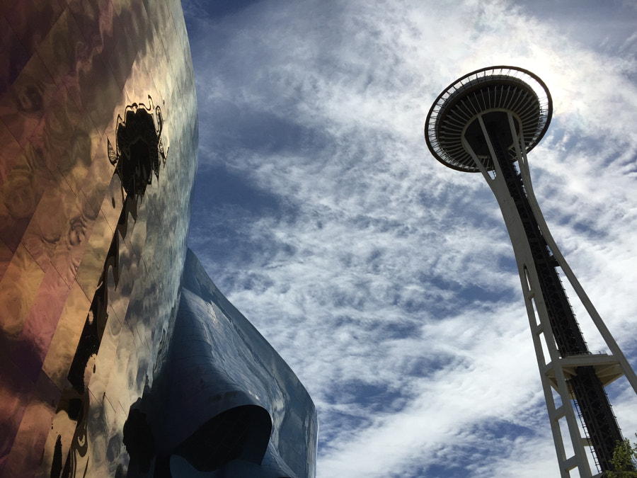 Photograph Space Needle by Scott Doxey on 500px