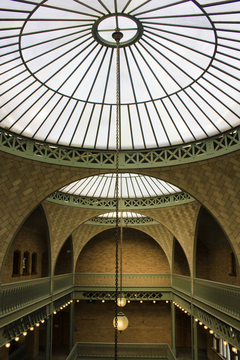 Photograph Hearst Mining Building, Interior by Bill Gies on 500px
