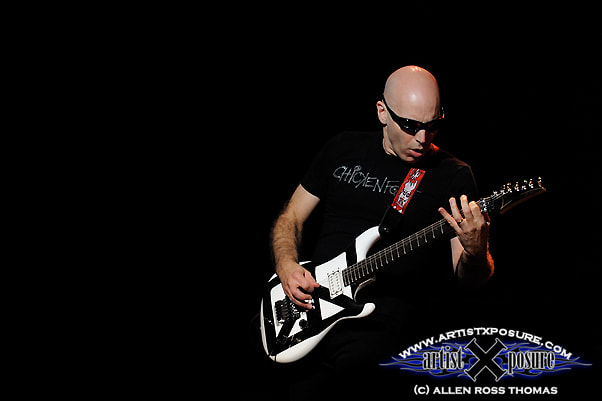 Photograph Joe Satriani by Allen Ross Thomas on 500px
