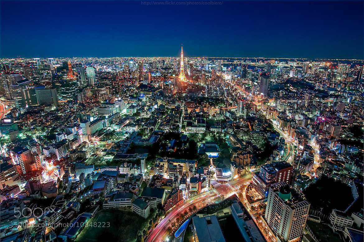 Photograph all the road leads to Tokyo by Coolbiere. A. on 500px