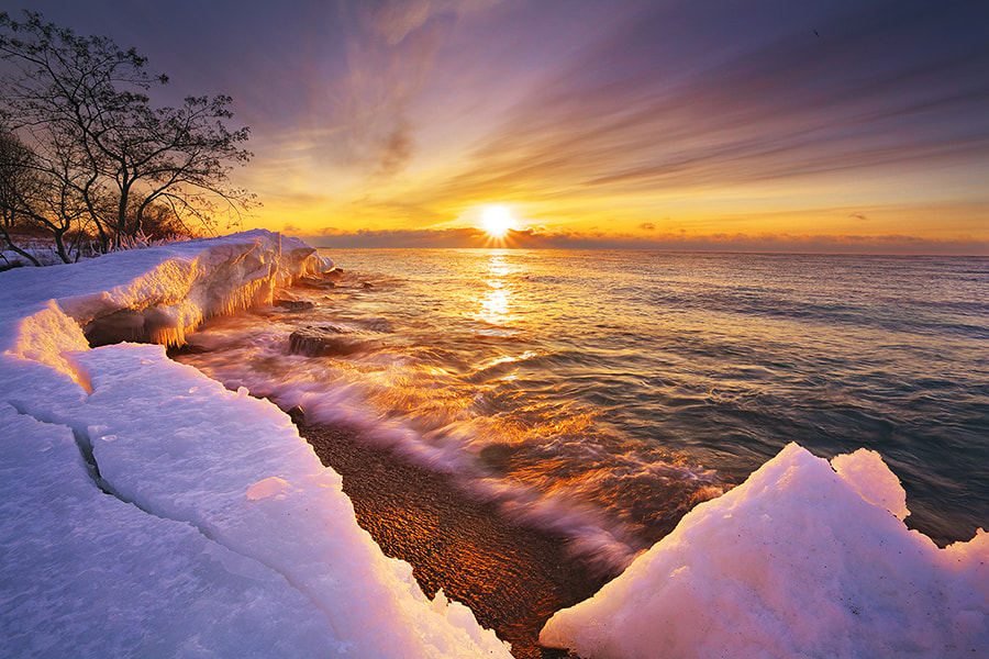 Photograph Humber Bay Sunrise by Henry Liu on 500px