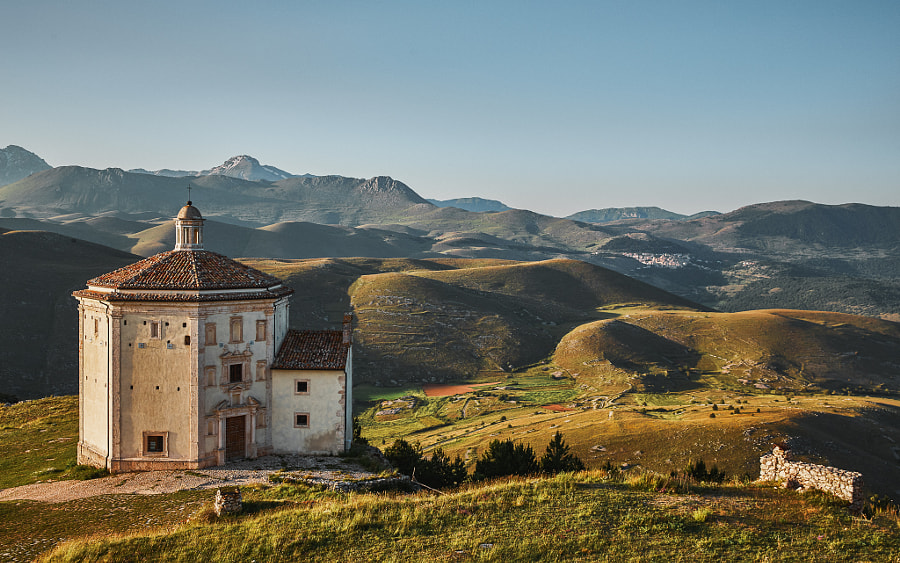 Morning light - Campo Imperatore