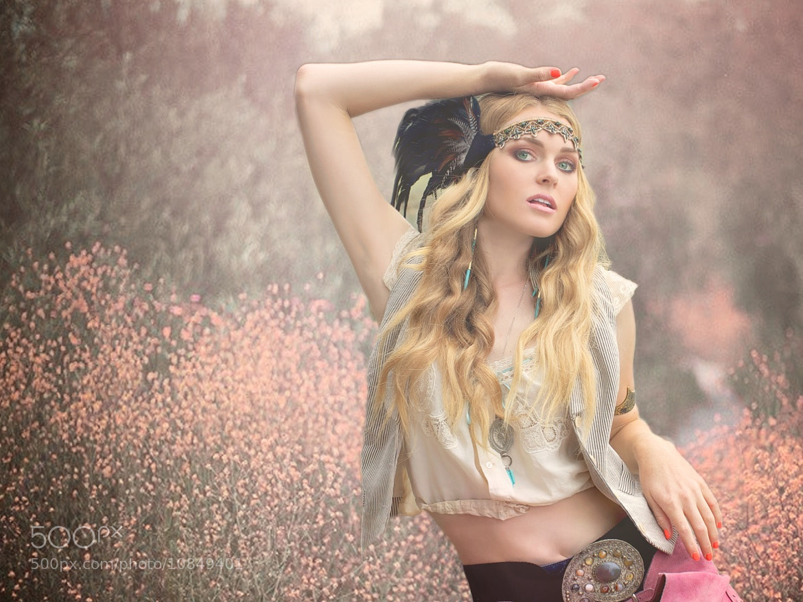 Photograph Gypsy Queen by Aalia  Oursbourn  on 500px