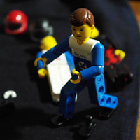 Lego Technic Figure Has Done Something