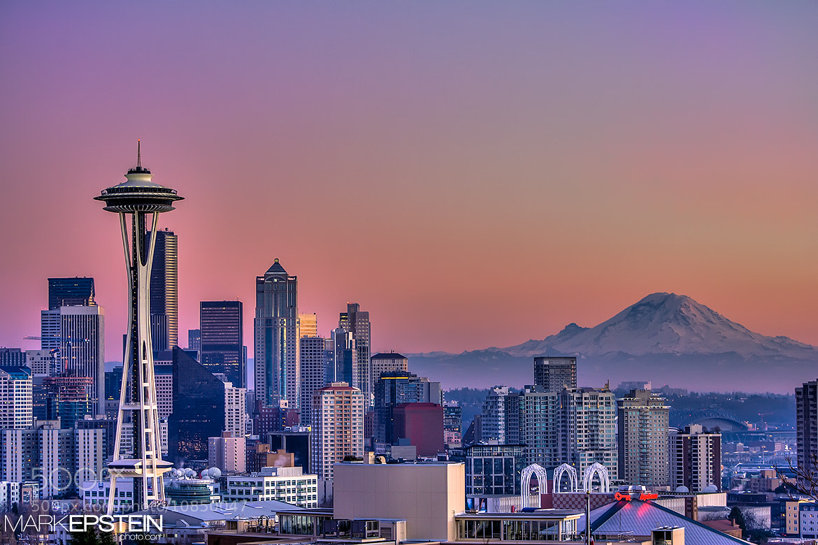 Photograph Hello Seattle by Mark Epstein on 500px