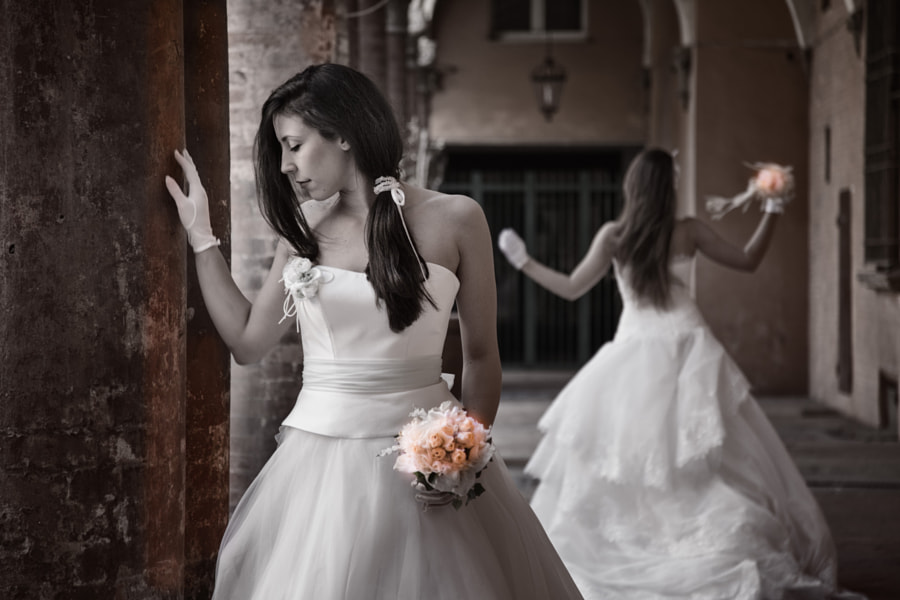 wedding Italy, mood in the city by Marco Ravenna on 500px.com