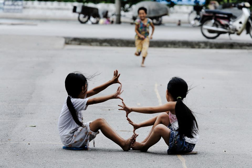 Photograph Street game by Philippe CAP on 500px