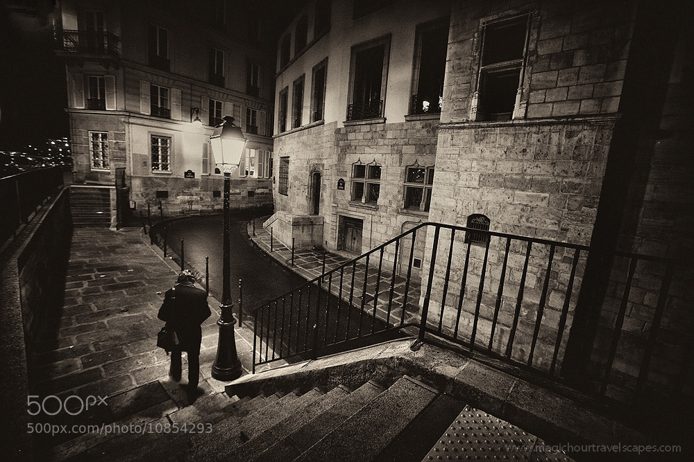 Photograph Somewhere in Paris by Kah Kit Yoong on 500px