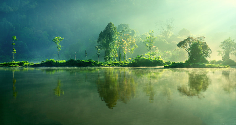 Photograph silent morning by JD Ardiansyah on 500px