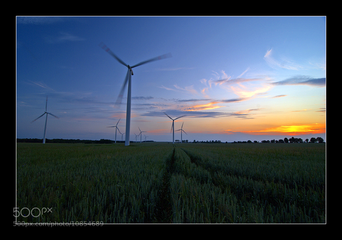 Photograph Windmills IV by Lukasz Dawidowicz on 500px