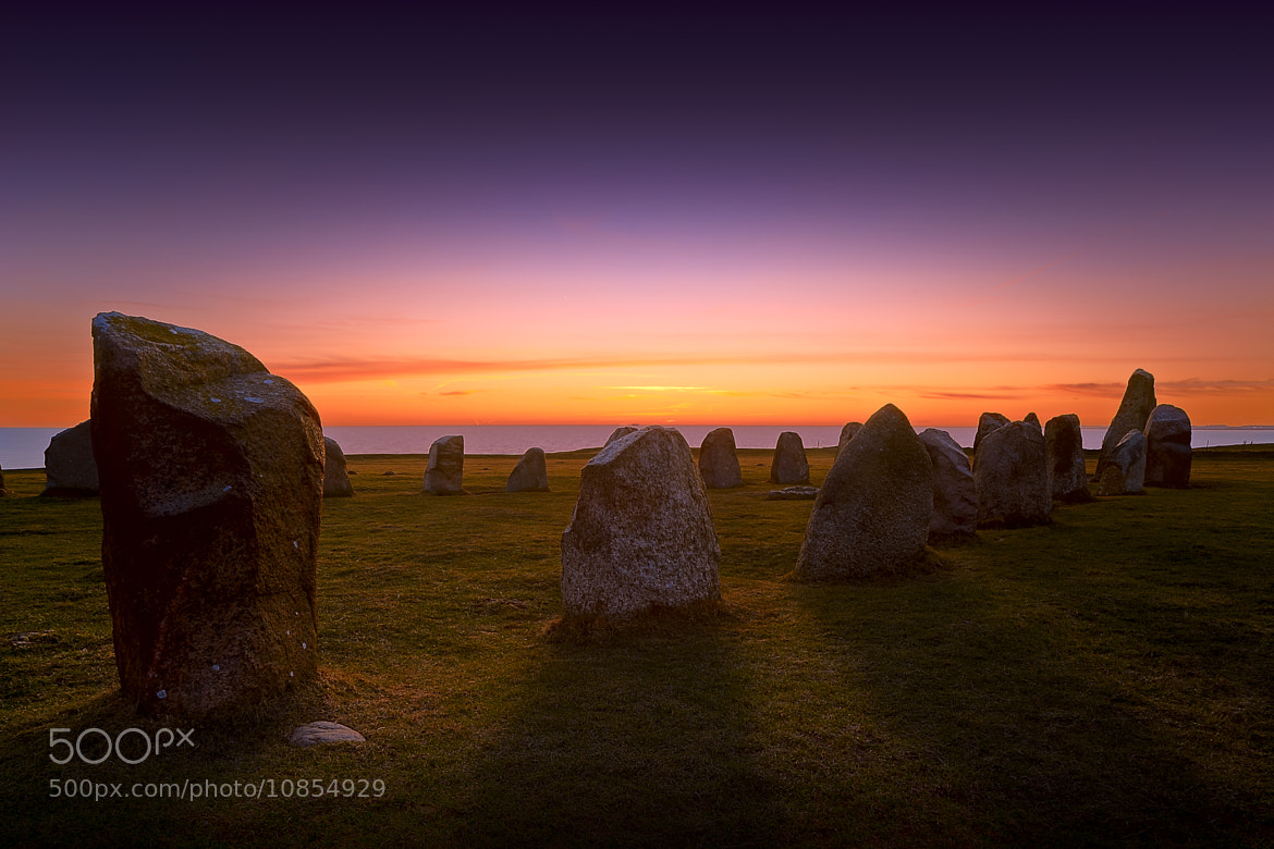 Photograph Ale's Stones by Magnus Larsson on 500px