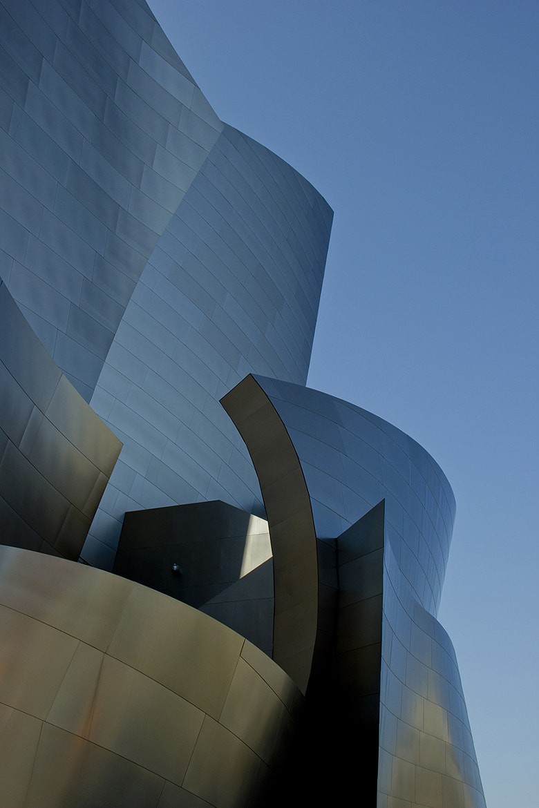 Photograph The Disney Concert Hall by Austin Vogel on 500px