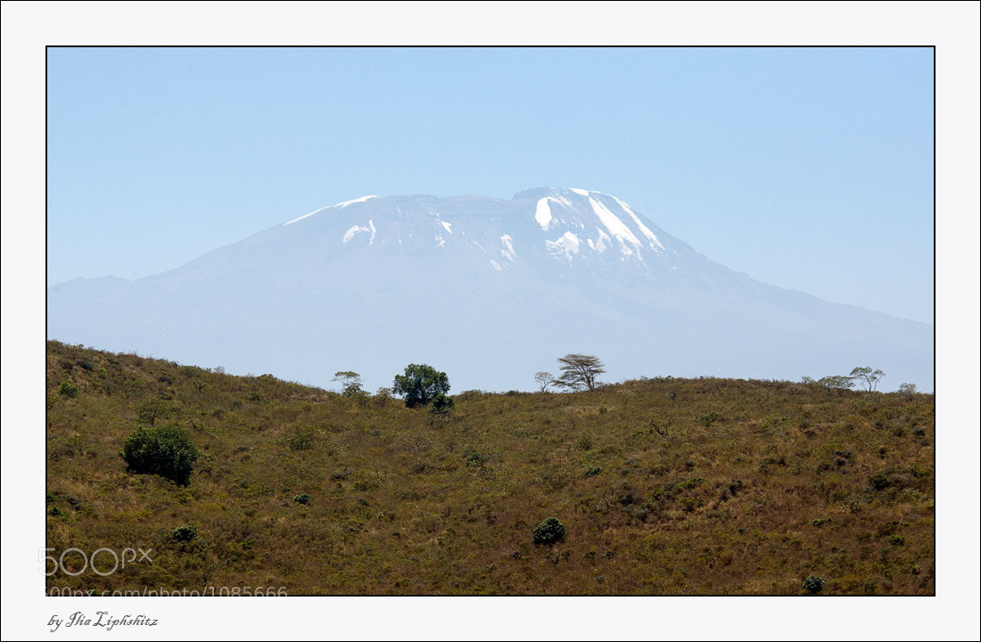 Photograph Kilimanjaro #1 by Ilia Liphshitz on 500px