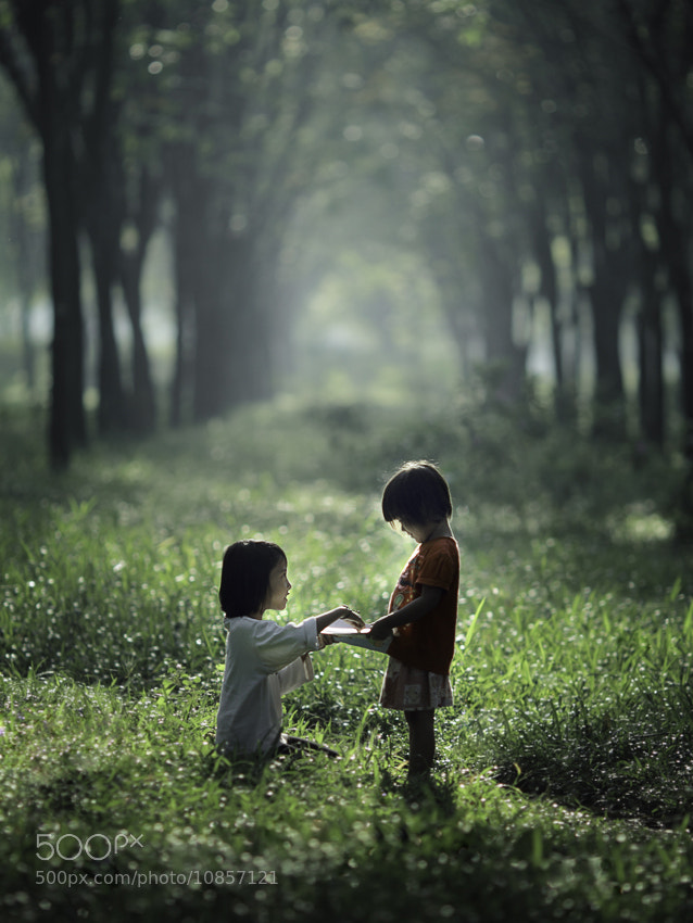 Photograph Sister Love by JD Ardiansyah on 500px