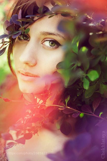 Photograph Yaroslava by Svetlana Chekhlataya on 500px