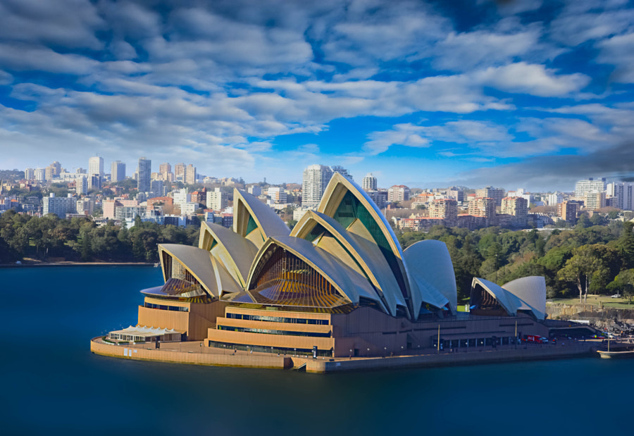 Photograph Opera house by Rezwana Muktadir on 500px