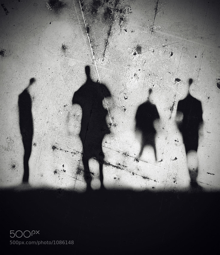 Photograph The Visitors by Hengki Lee on 500px