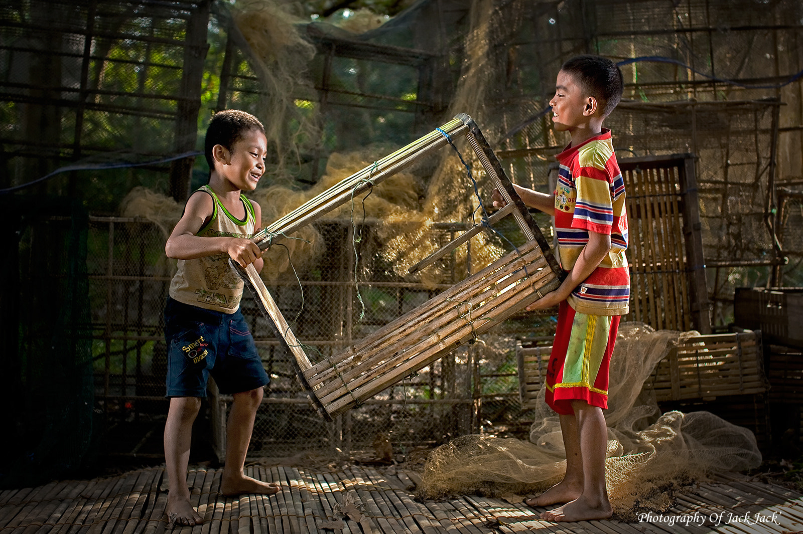 Photograph 'Children's Play' by HENDRIK PRIYANTO on 500px