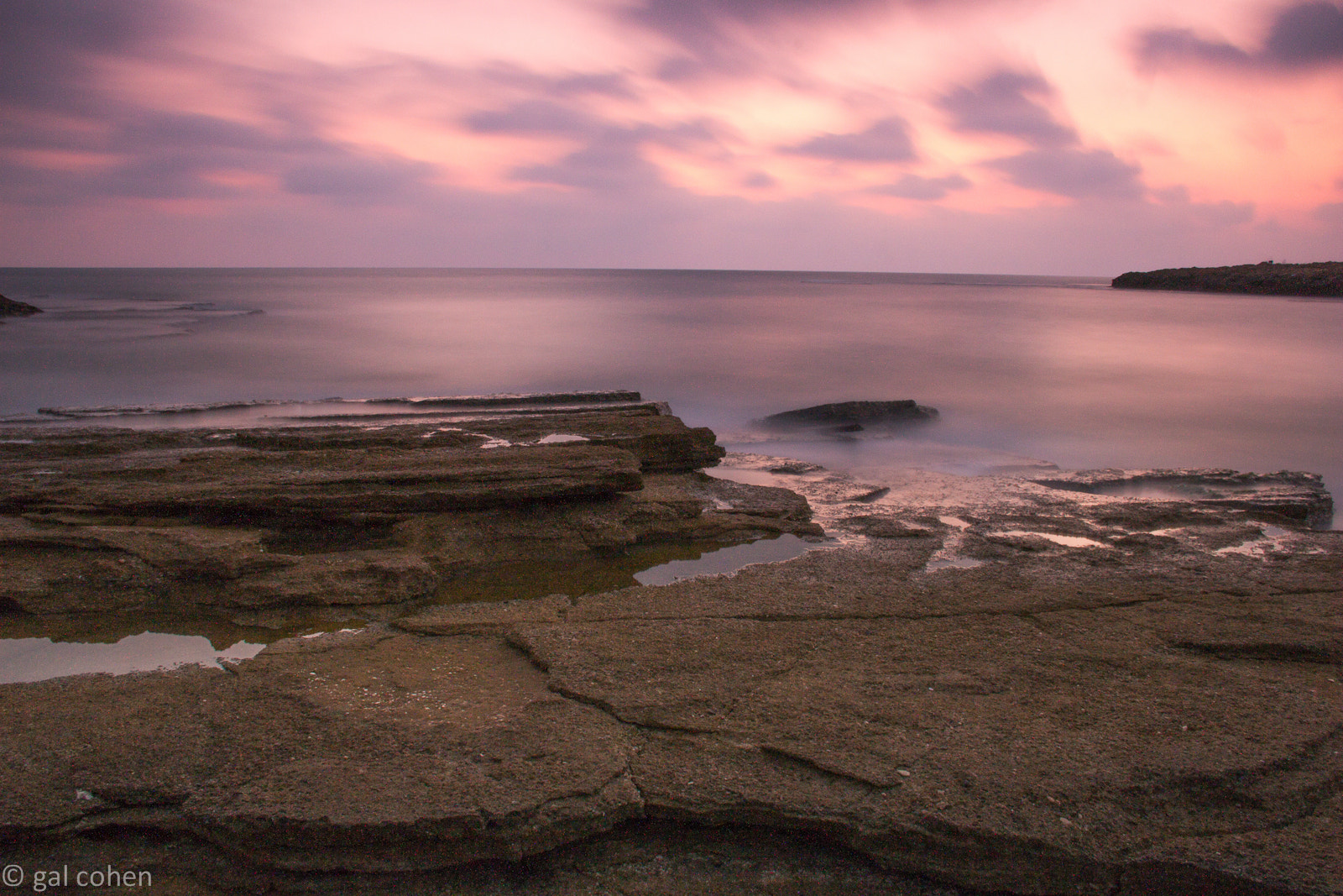 Photograph calm at the sea by Gal Cohen on 500px