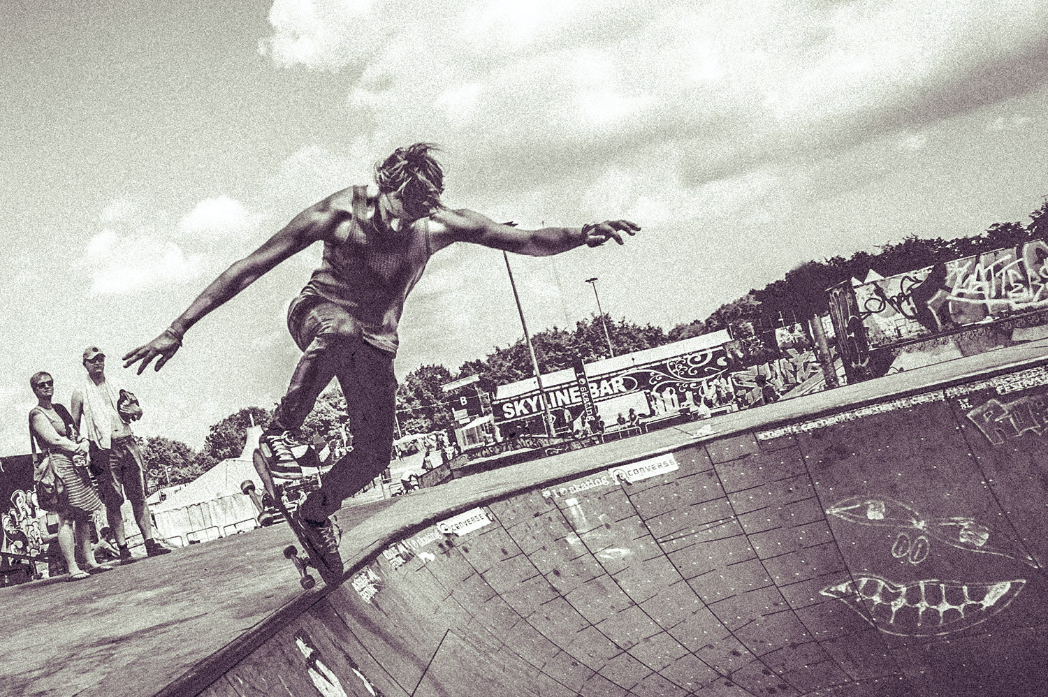 Photograph Skate Or Die by Michael Bang on 500px