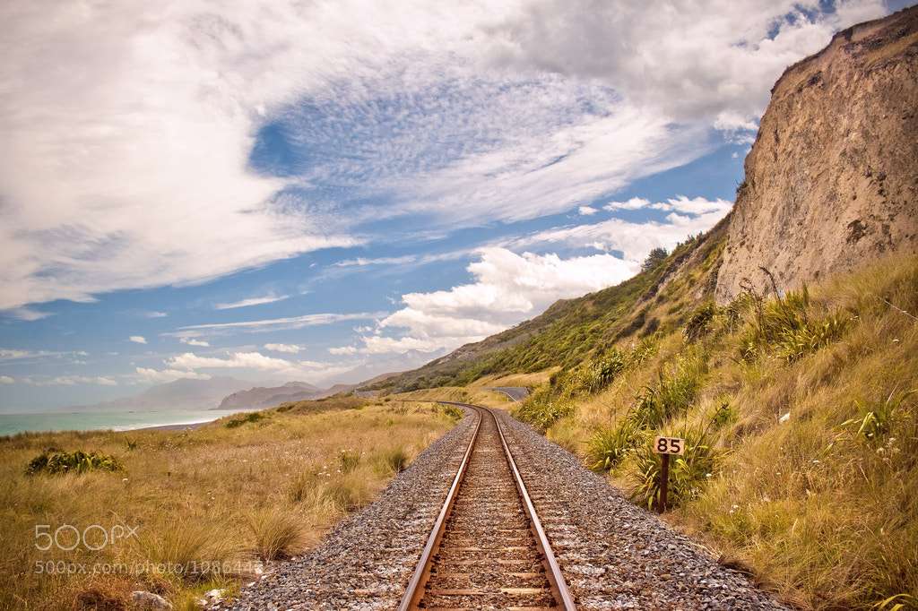 Photograph Railroad by Stas Kulesh on 500px