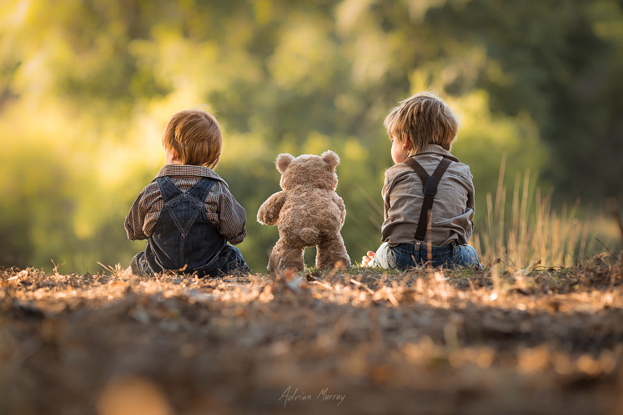 Photograph Buddies by Adrian Murray on 500px