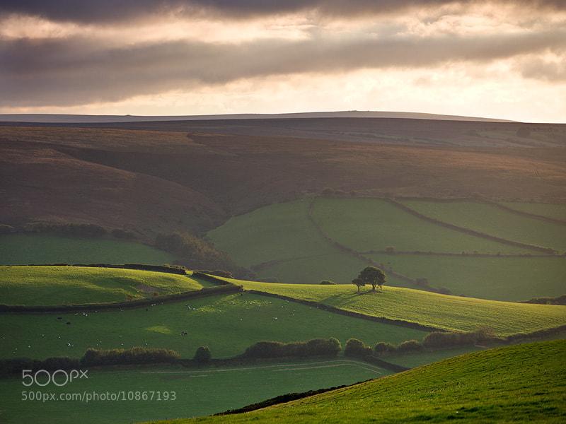 Photograph An Exmoor View by Adam Burton on 500px