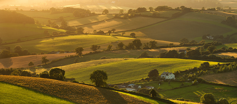 Photograph A Place in the Country by Adam Burton on 500px