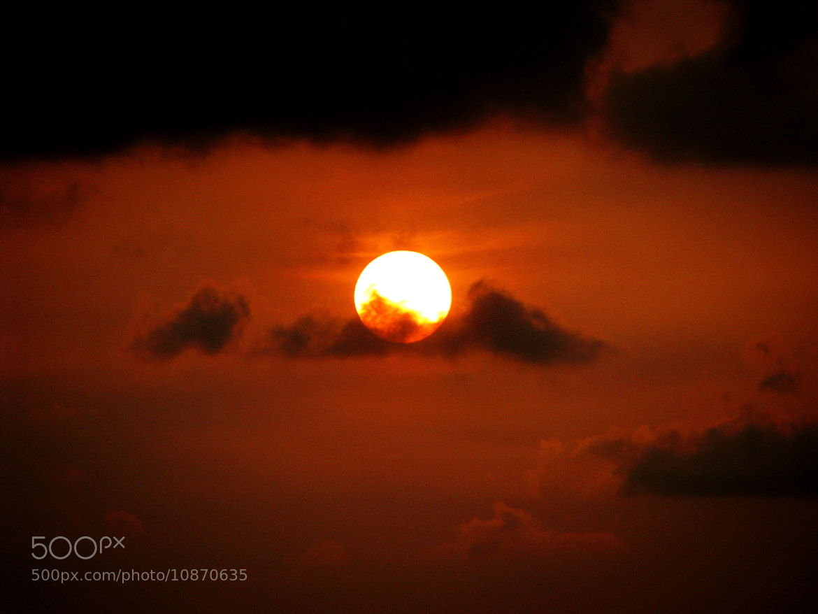 Photograph The Setting of the Sun by Arnab Banerjee on 500px