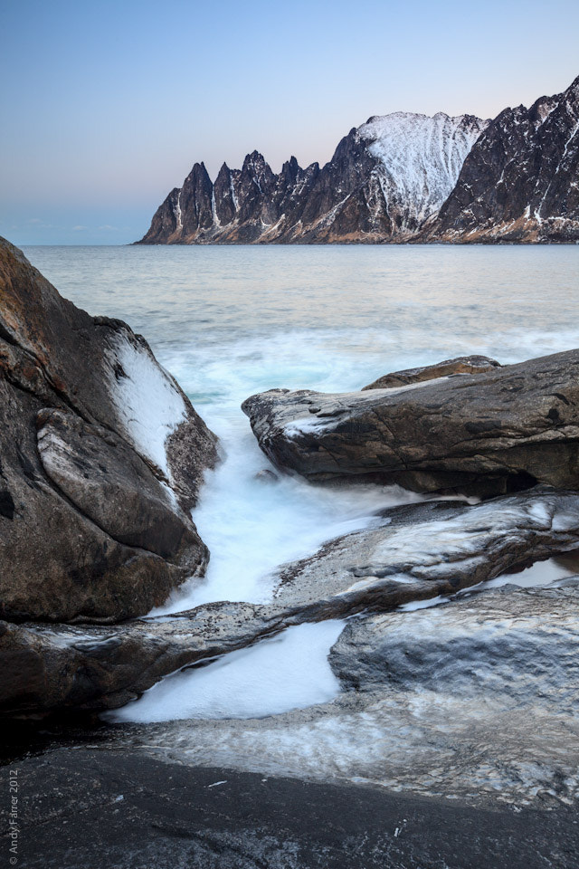 Photograph Senja by Andy Farrer on 500px