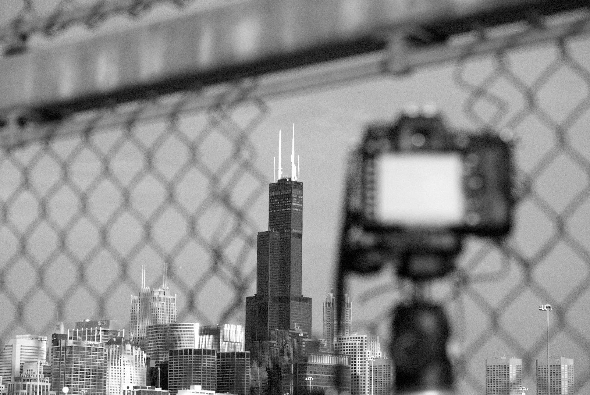Photograph Shooting Chicago by James Neville on 500px