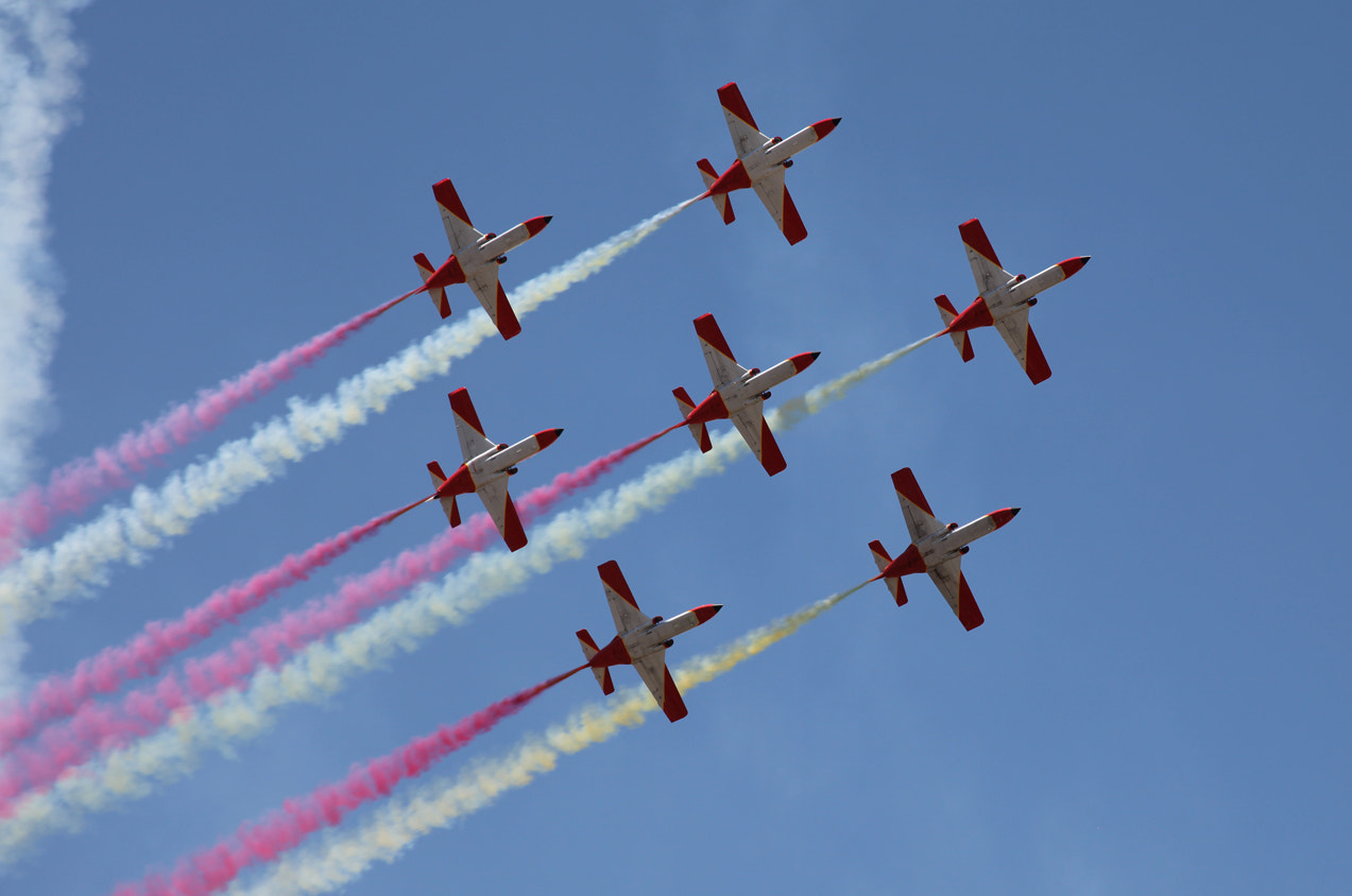 Photograph Patrulla Aguila by Mariano Fernandez Martinez on 500px