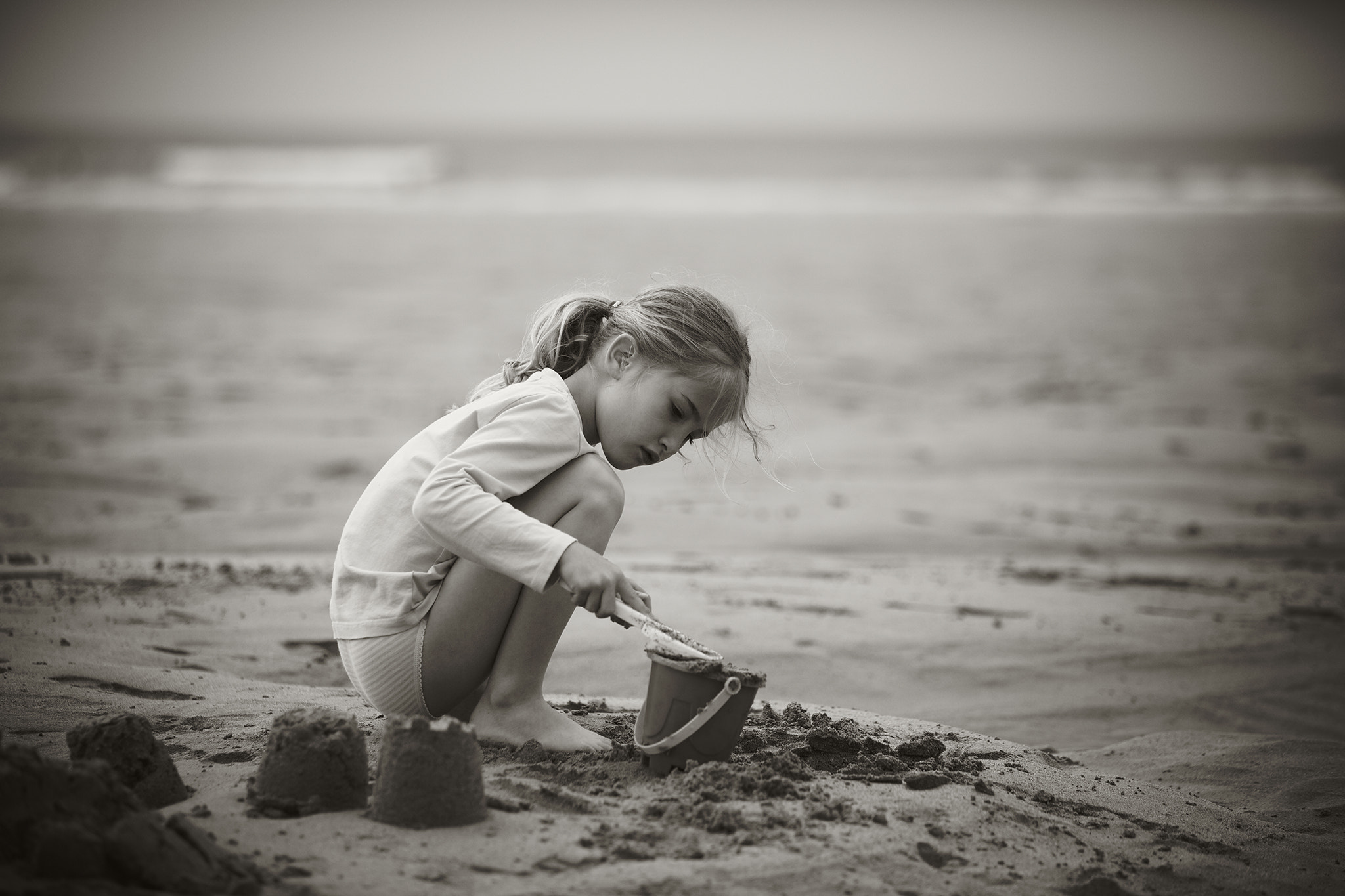 Photograph Sandcastles by Ian Boichat on 500px