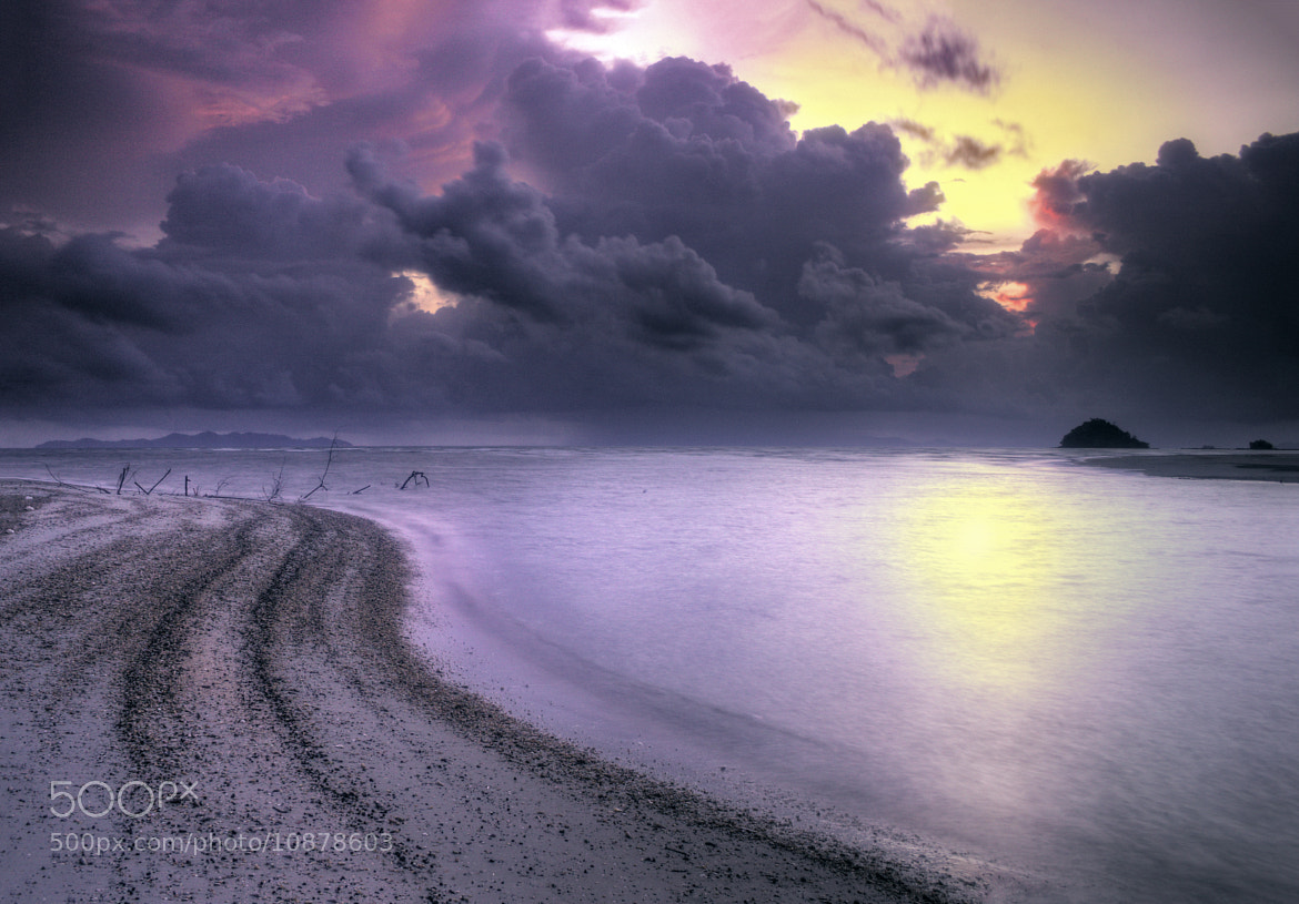 Photograph Evening Storm by Chaluntorn Preeyasombat on 500px