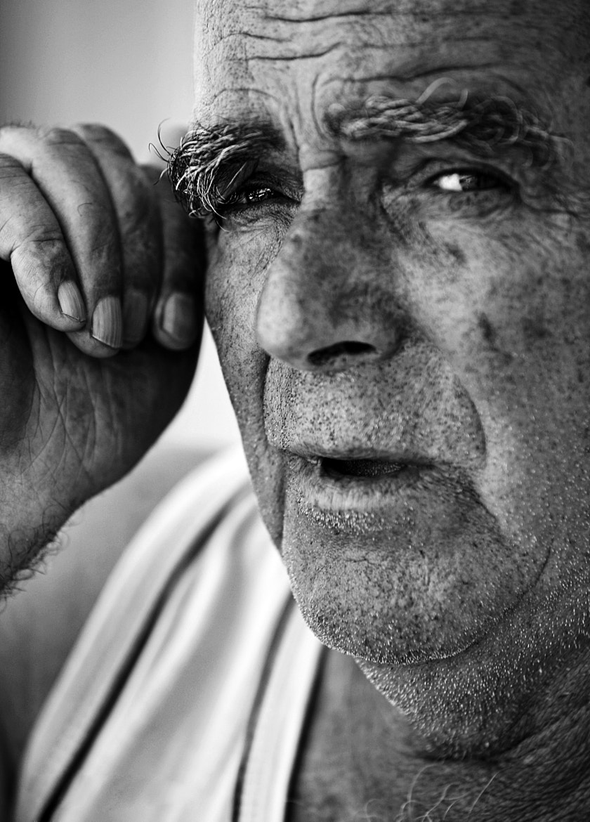 Photograph Babam by Hyp Yerlikaya on 500px