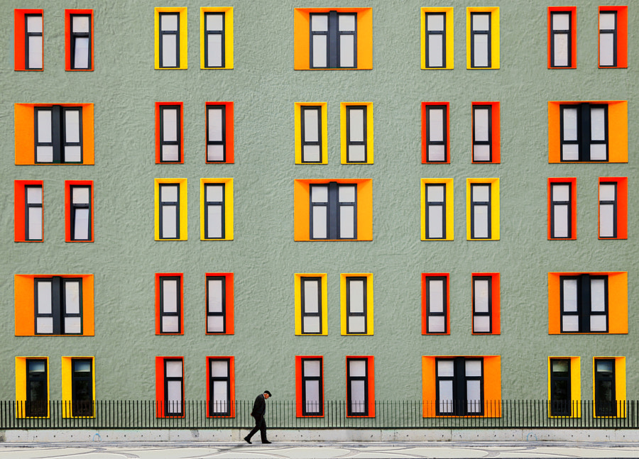 Walking by bahadir bermek on 500px.com