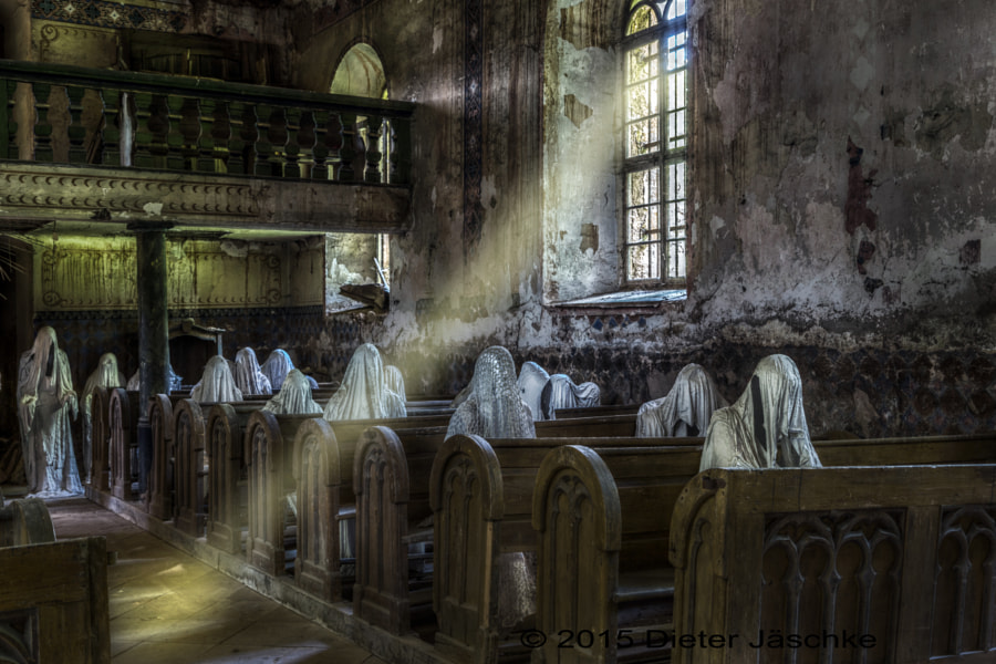 Photograph Church of Ghosts by Dieter Jäschke on 500px