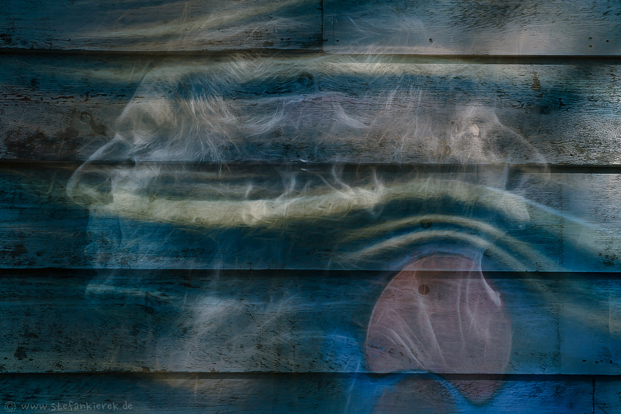Surreal und Abstract