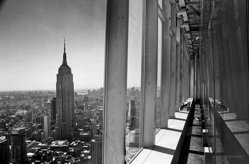 Photograph Empire State from One Bryant Park by Collin Erickson on 500px